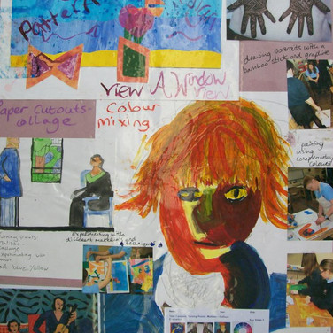 Year 7, Matisse Project
