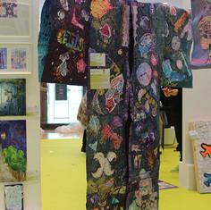 Emirates Literature Festival - paper Kimono