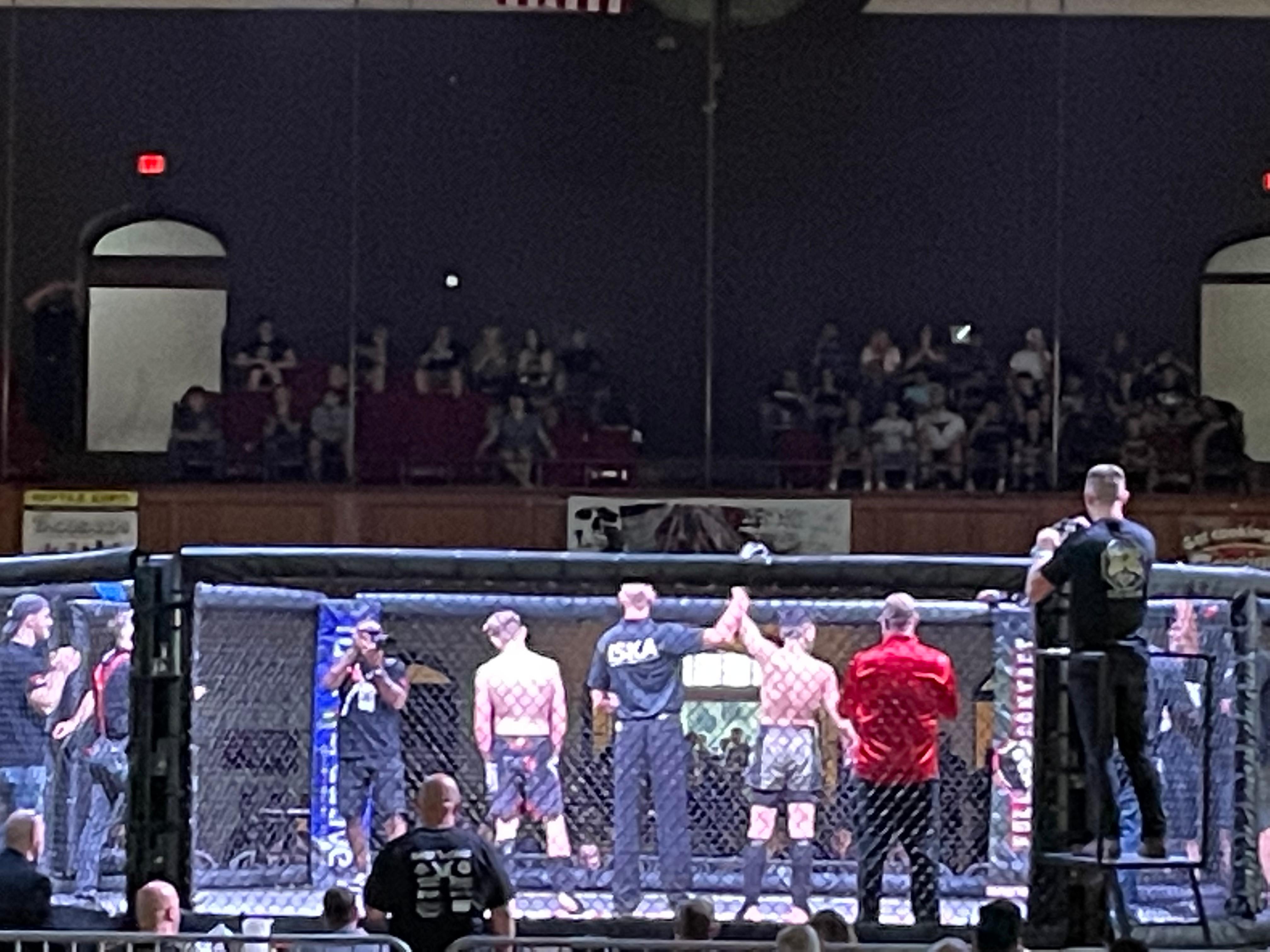 MMA Class Drop In