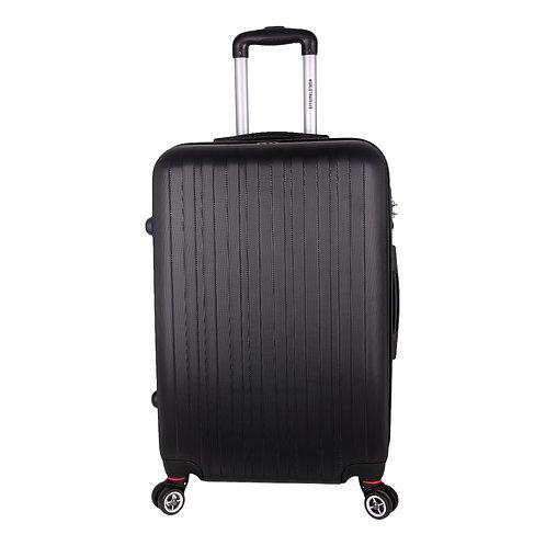 World Traveler Barcelona Carry-On Hardside Spinner Luggage Set