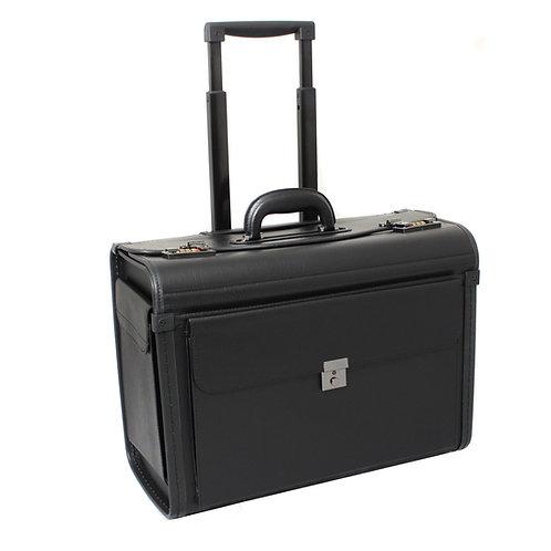 World Traveler Rolling Sample Catalog Pilot Case