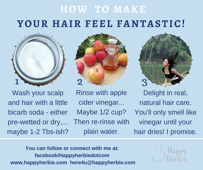 How to make your hair feel fantastic!