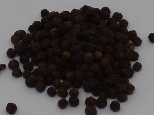 Peppercorns - black, 50gm