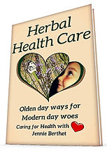 Herbal Health Care, by Jennie Berthet