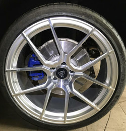 """Установка """"М"""" тормозов на BMW G30"""
