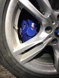 """Установка """"М"""" тормозов на BMW F30"""