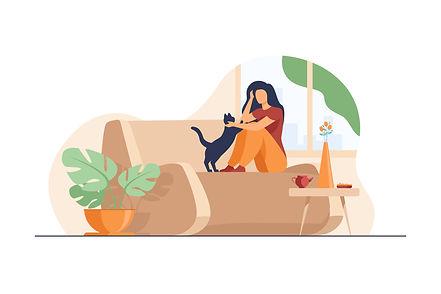 Cat Woman Animal