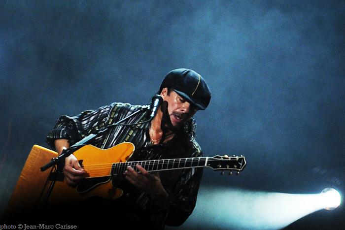 Carlos Santana ©J.M.Carisse 2013