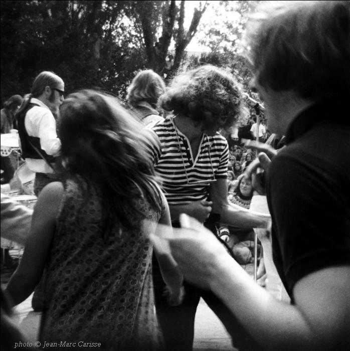 SanF. Love-in ©J.M.Carisse 1968