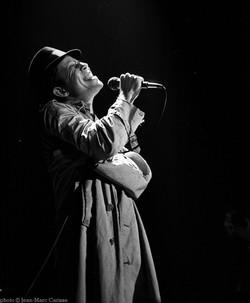 Tom Waits ©Jean-Marc Carisse '80