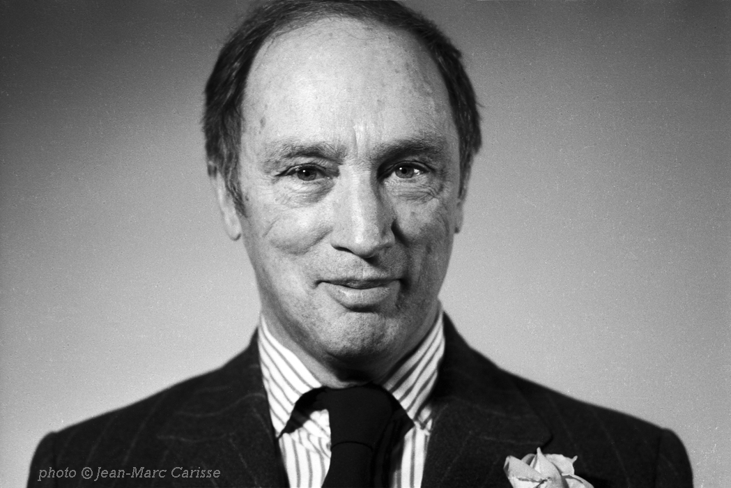 PM Pierre Trudeau ©J.M.Carisse 1978