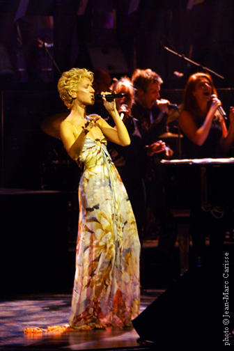Celine Dion ©Jean-Marc Carisse 2003