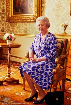 Queen Elizabeth ©J.M.Carisse 1998