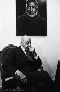 Karsh, photo ©Jean-Marc Carisse 1983