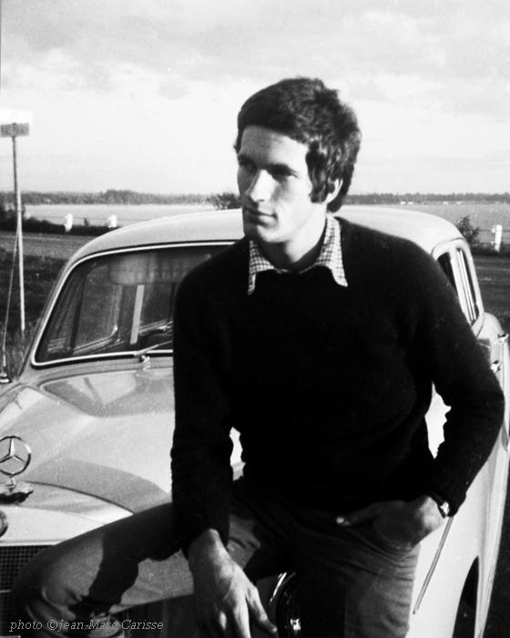 Lutz Luhman ©Jean-Marc Carisse 1968
