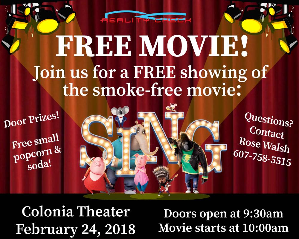 Smoke Free Movie