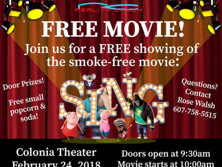 International Week of Action: Celebrating Smoke-Free Movies, while Smoking Explodes at the Oscars