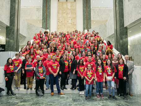 Tobacco Free Zone and Reality Check Youth Leaders Educated State Lawmakers About Tobacco Control Pro