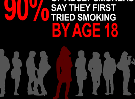 """October 13 Declared """"Seen Enough Tobacco Day"""" here and across New York State to Protect Youth from T"""