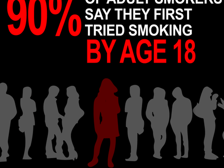 "October 13 Declared ""Seen Enough Tobacco Day"" here and across New York State to Protect Youth from T"
