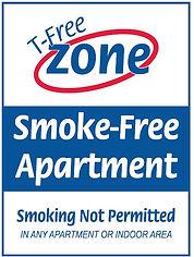 Smoke Free Apartment
