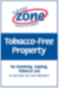 tobacco free property