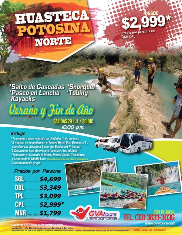 Huasteca Potosina Norte 2021