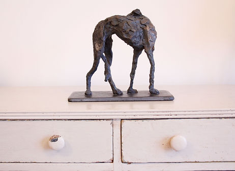 Sculptures from Hilary Arnold