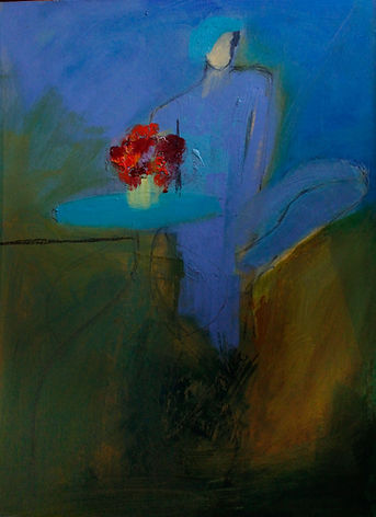 Paintings from Hilary Arnold