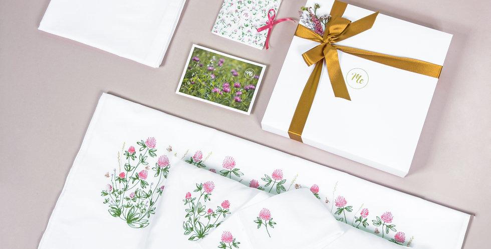 BEDDING GIFT SET Sweet Bloom