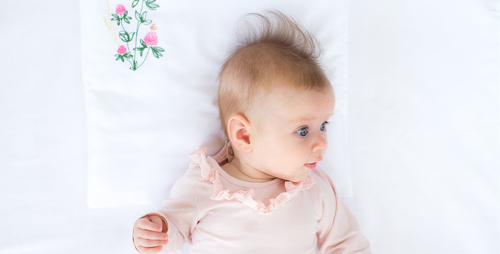 BABY PILLOW SET Sweet Bloom