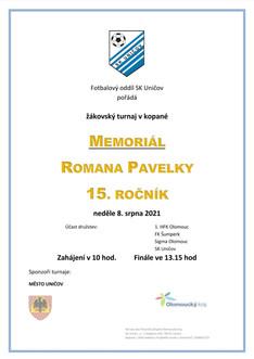 Memoriál Romana Pavelky