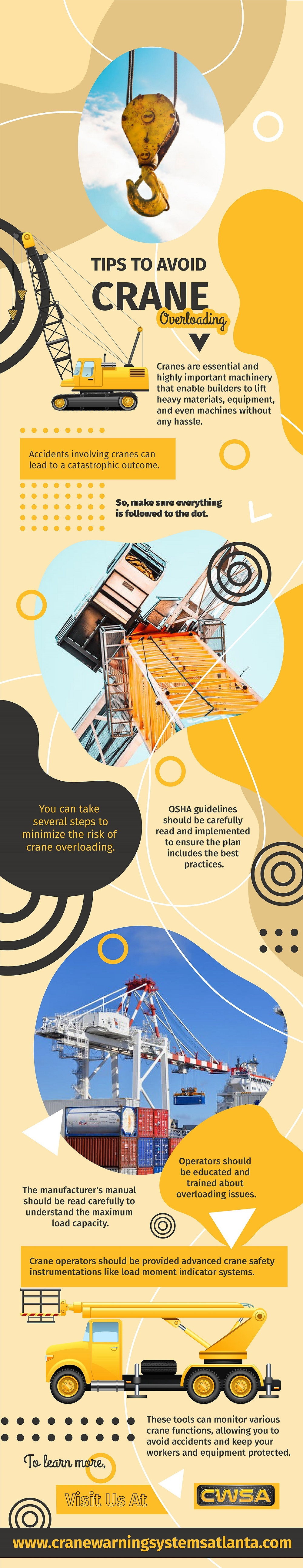 Tips To Avoid Crane Overloading