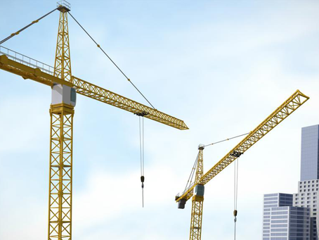 3 Reasons Why Renting a Construction Crane Can Be a Good Idea