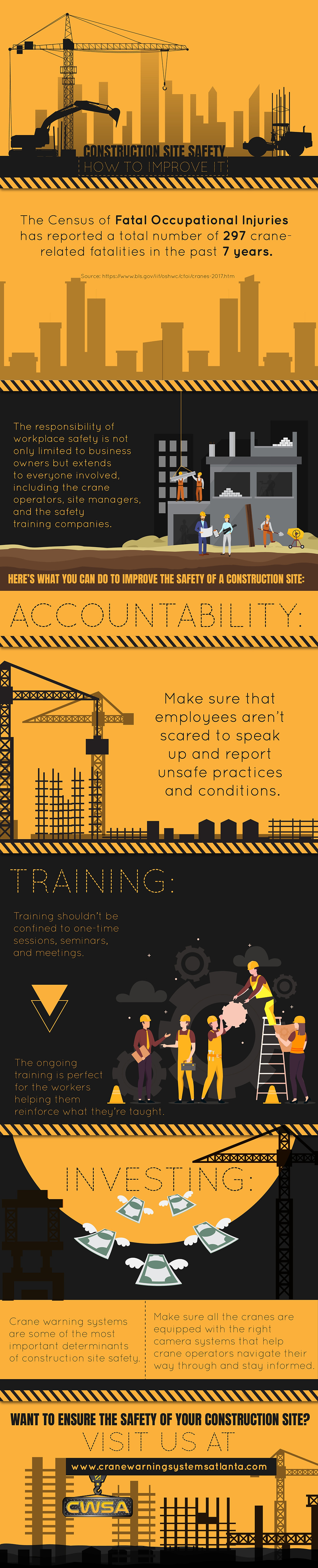 Construction Site Safety: How to improve it