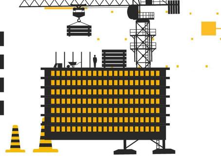 Upgrading and replacing crane equipment machine