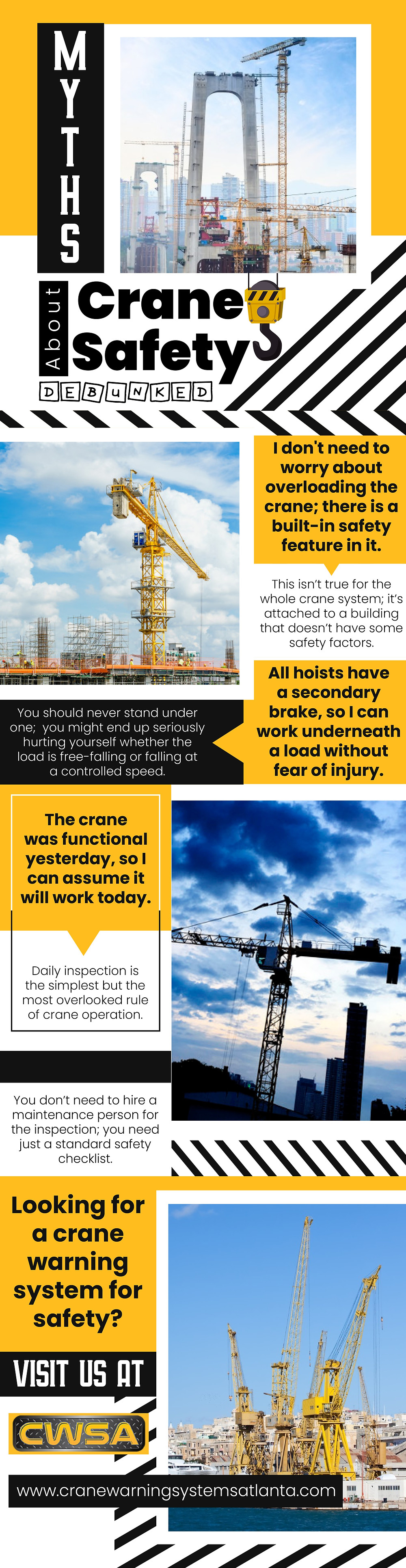 Myths About Crane Safety Debunked