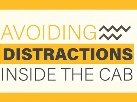 Avoiding Distraction Inside The Cab