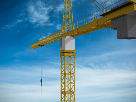 The i4000 Multi-Purpose Indicator Is the Perfect Choice for Fixed Capacity Cranes. Here's Why.