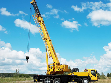 Why Do Construction Companies Prefer Mobile Cranes?