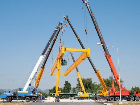 Mobile Crane Stability: Things You Should Know