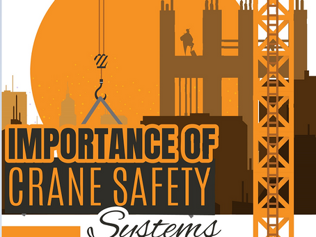 Importance of Crane Safety systems