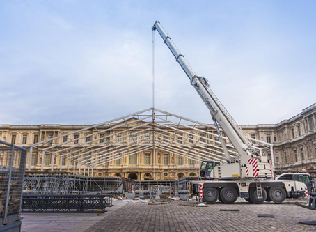 Why the Mobile Crane is Preferred in Construction
