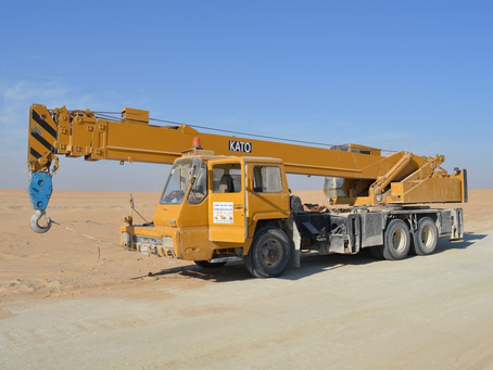 Types of Cranes and Their Use in Construction