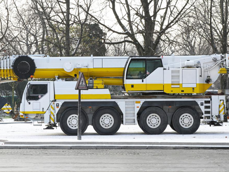 A Basic Guide to Keeping Your Mobile Crane Stable
