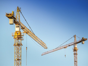 Common Types of Construction Cranes
