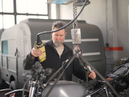 Overhead Crane Safety: Inspections and Requirements