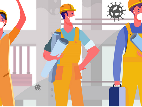 Worker Safety During the COVID-19 Pandemic