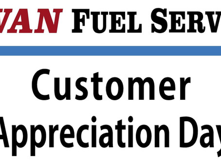 Customer Appreciation!