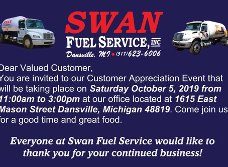 2019 Customer Appreciation Event